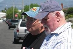 With Steve Hodel