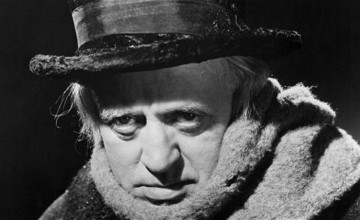 VARIOUS CHRISTMAS FILM STILLS...No Merchandising. Editorial Use Only. No Book Cover Usage  Mandatory Credit: Photo by Everett Collection / Rex Features (438158h)  'Scrooge', Alastair Sim, 1951  VARIOUS CHRISTMAS FILM STILLS